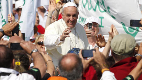 Vatican: Get time off in purgatory by following Pope on Twitter | Walkerteach History | Scoop.it