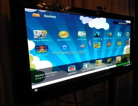 Amkette launches Evo TV an Android based smart
