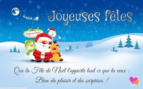 Texte Pour Souhaiter Un Joyeux Noel A Sa Maman.Message In Poemes Poesie D Amour Scoop It