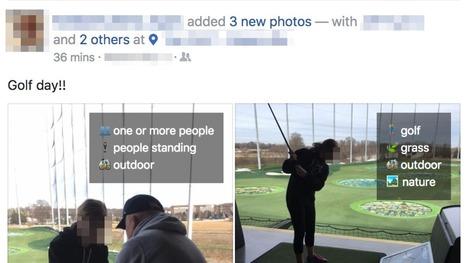 Découvrez tout ce que Facebook sait de vous en analysant vos photos | digitalcuration | Scoop.it