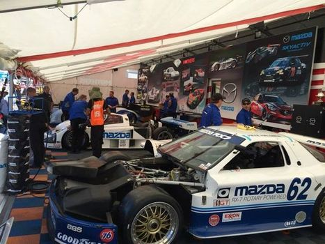 Mothers Polish - 2014 Rolex Monterey Motorsports Reunion | Facebook | Automotive Supply Chain | Scoop.it