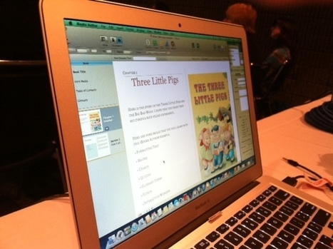 An Attempt to Create Student-Authors, Through Technology | Ignite Reading & Writing | Scoop.it