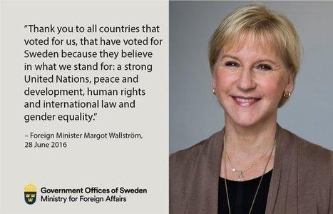 Tweet from @SweMFA | Krylbo en del av europa | Scoop.it