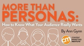More Than Personas: How to Know What Your Audience Really Wants | Planning | Scoop.it