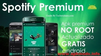 spotify music downloader apk