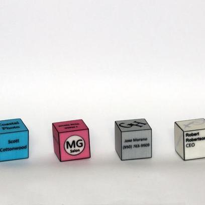 3D-Printed Business Cards, Anyone?   Sniffer   Scoop.it