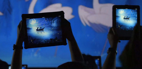 Cinema and second screen applications: focus on the film App and the Disney Second Screen experience | Transmedia: Storytelling for the Digital Age | Scoop.it