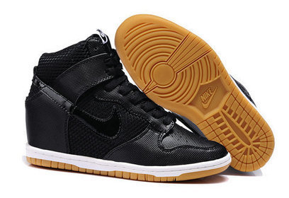 b3507f09d020 Nike Dunk Sky Hi Lib NRG Women Shoes Black For Sale  wedge-shoes-06  -   99.00   Adidas Glow In the Dark Shoes