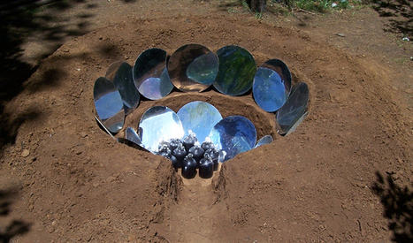 Earthen Solar Cookers - Appropedia: The sustainability wiki | Sustain Our Earth | Scoop.it