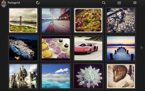 Twizgrid Lets You View Twitter Photos By Topic and Location | Entrepreneurship, Innovation | Scoop.it