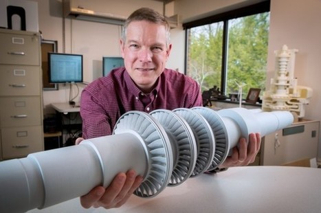 Desktop Turbine Runs On Carbon Dioxide And Could Power Up To 10,000 Homes | Oil and Gas | Scoop.it
