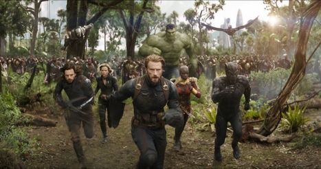 full movie avengers: infinity war free watch on