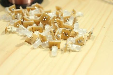 Arduino Chandelier from Jars | Arduino in the Classroom | Scoop.it
