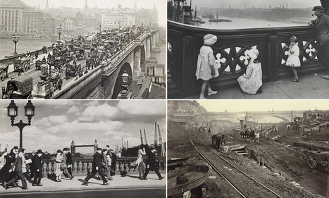 Incredible photos reveal London's transformation over 200 years | British Genealogy | Scoop.it