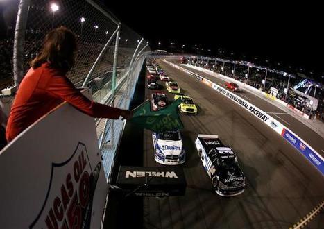 Le calendrier 2013 de la NASCAR Truck dévoilé ! - Actualité de la ... | Auto , mécaniques et sport automobiles | Scoop.it