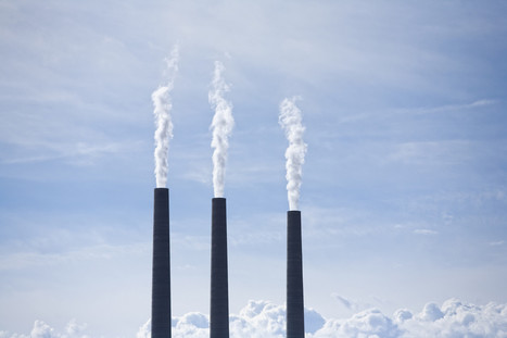 Could Carbon Dioxide Actually Be Converted Into Electricity? | UtilityTree | Scoop.it