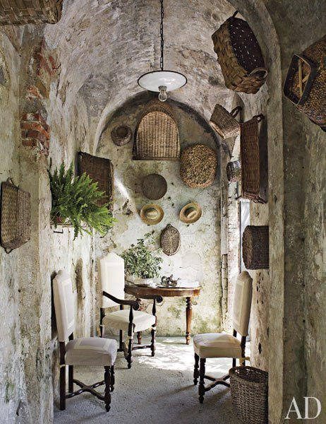 Historic Stone Manor in Tuscany | Italian Inspiration | Scoop.it