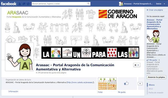Arasaac Portal Aragonés De La Comunicación Aumentativa Y Alternativa Scoop It