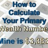 The Wealth Number