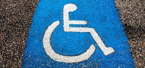 App enables wheelchair users to report abuse of disabled parking spaces   Radio Show Contents   Scoop.it