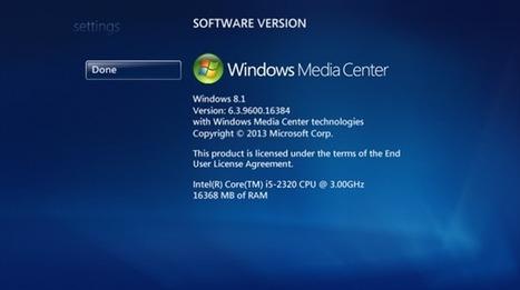 R.I.P., Windows Media Center | ZDNet | TechRevolutions | Scoop.it