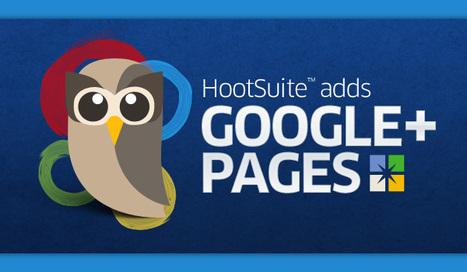 Gérez votre page Google+ avec HootSuite [Aperçus] | Plus+ | Superkadorseo | Scoop.it