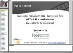 60 Tech Tips in 60 Minutes | Edtech for Schools | Scoop.it