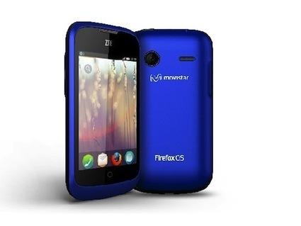 ZTE : un smartphone d'entrée de gamme sous Firefox OS | Richard Dubois - Mobile Addict | Scoop.it