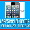 How To Create An App With App Simple Creator