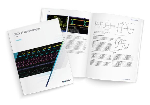 Tektronix   XYZs of Oscilloscopes Primer