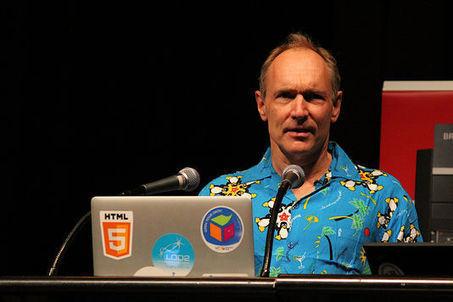 Tim Berners-Lee : «L'intérêt pour les libertés numériques est sans précédent »   L3s5 infodoc   Scoop.it