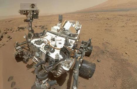 Mars: Curiosity n'a pas encore trouvé de matière organique | Everything you need… | Scoop.it