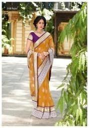 ebda3c16bd Kavya Spring-Summer Indian Laxmipati Sarees Women Wear 2015 | Style a Style