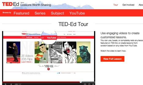 TED-Ed | A  New Video Platform for learning | Video for Learning | Scoop.it