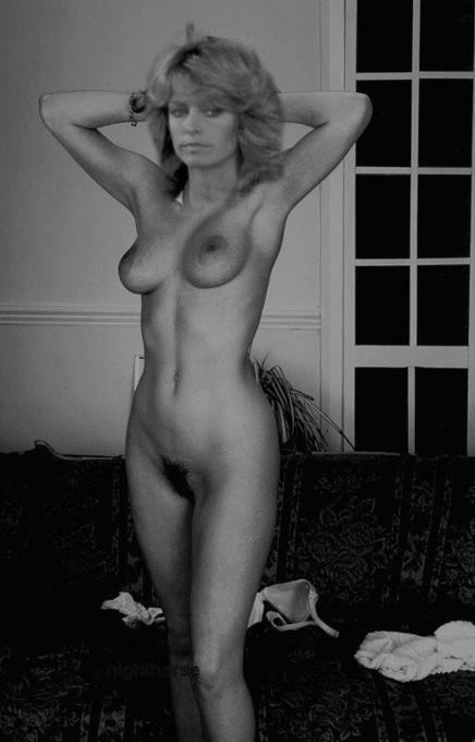 Farrah Fawcett In The Nude