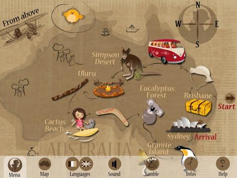 Lulu in Australia - Digital Storytime's Review | Publishing Digital Book Apps for Kids | Scoop.it