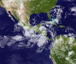 Rare twin storms batter Mexico, 34 dead | Sustain Our Earth | Scoop.it