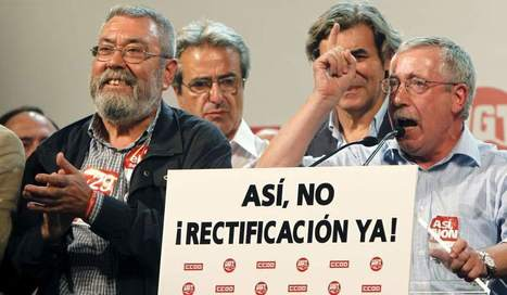 Spain. General Strike confirmed for March 29 | Typically Spanish | Eurozone | Scoop.it