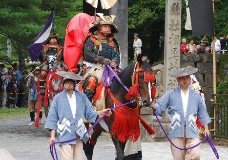 [Eng] La région du séisme au Japon maintient son festival de samouraïs | France24 | Japon : séisme, tsunami & conséquences | Scoop.it
