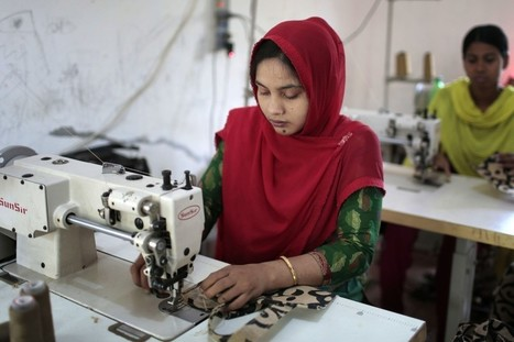 After a Disaster, Have Factories in Bangladesh Gotten Any Safer? | Sustainable Procurement News | Scoop.it