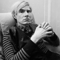 Happy Birthday, Andy Warhol: A Rare BBC Interview, 1981 | Studio Art and Art History | Scoop.it