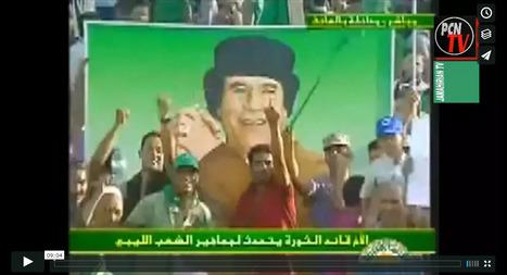 # PCN-TV & JAMAHIRIAN-TV/ IL ETAIT UNE FOIS LA VERTE LIBYE DE KADHAFI … COMMENT ELLE A ETE DETRUITE !? | AFRIQUE MEDIA TV | Scoop.it