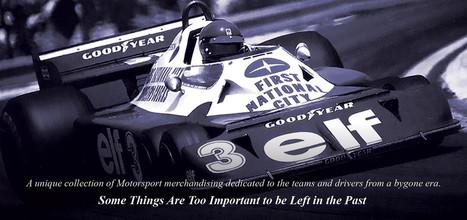 Retro GP market leaders in Historic Motorsport merchandise | New inventions | Scoop.it