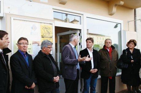 L'office de tourisme dans ses locaux - La Réole   Actu Réseau MONA   Scoop.it