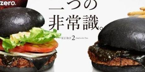 Burger King : un sandwich très étonnant au fromage noir | Brazilian cheeses | Scoop.it