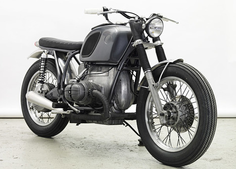 BMW R65/7 =MONKEE #9= by Wrenchmonkees   BMW Classic   Scoop.it