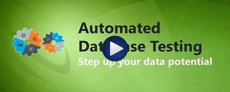 Recorded Webinar: Automated Database Testing- Step up your Data Potential | Software Testing | Scoop.it