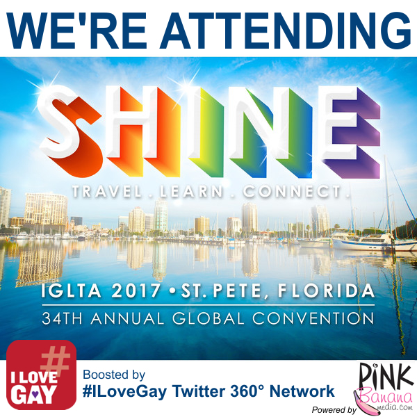#GayTravel Analysis for 2017, in preparation for #IGLTA2017