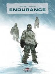 Revivez l'expédition polaire d'Ernest Shackleton en bande-dessinée | Voyages en terres polaires | Scoop.it