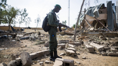 US steps up involvement in Mali - CNN | Money problems and third world problems | Scoop.it